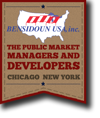 Bensidoun USA The Public Market Managers and Developers Chicago New York